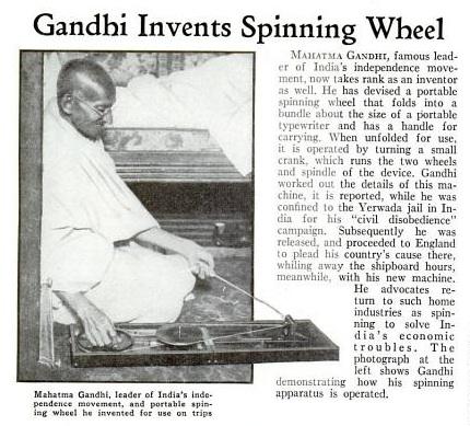 Popular Science December 1931