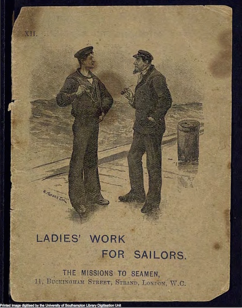 Ladies' Work For Sailors